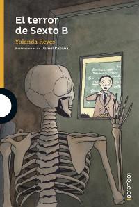 libro terror colegio