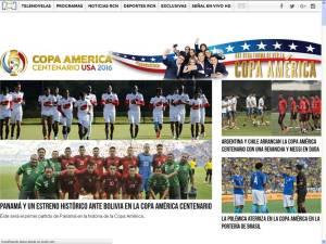 medios comunicacion colombia rcn