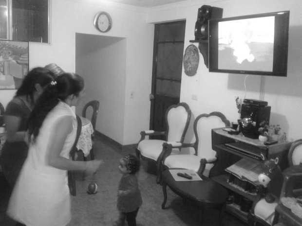 video baile